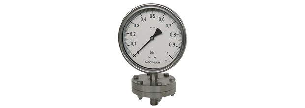 Pressure Gauges-Indicators